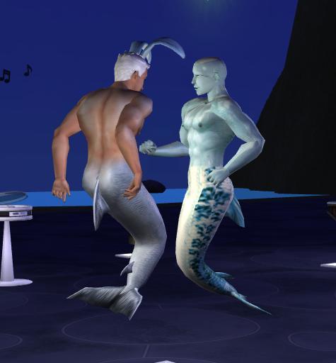 mermaid fabric