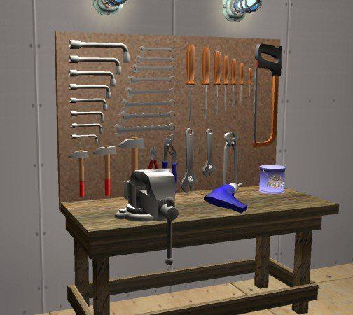 Garage for Online garage design tool